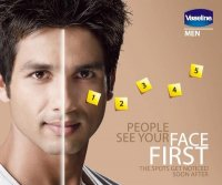 Vaseline Men Be Prepared launched by Shahid Kapoor